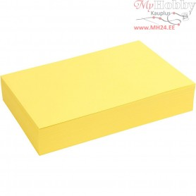 Creative Paper, A4 210x297 mm,  80 g, yellow, 500sheets