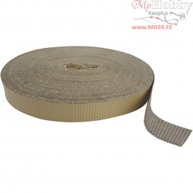 Corrugated Card, W: 5,5 cm, 70m