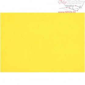 Creative Paper, A4 210x297 mm,  80 g, yellow, 25sheets