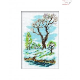 RTO Spring - Counted Cross Stitch Kit, Art: C086