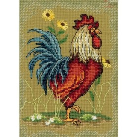 RTO At the crack of dawn - Counted Cross Stitch Kit, Art: C170