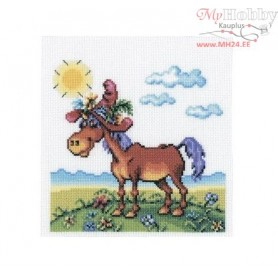 RTO It is in the hat - Counted Cross Stitch Kit, Art: C207