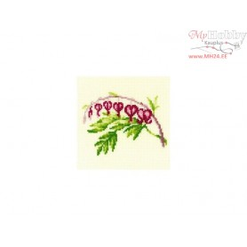 RTO Dicentra - Counted Cross Stitch Kit, Art: EH327