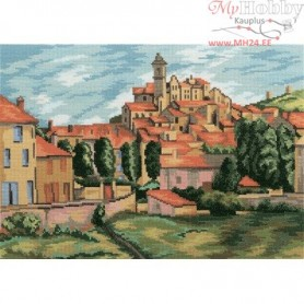 RTO Gardanne - Counted Cross Stitch Kit, Art: M359