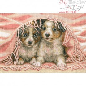 RTO Under the blanket - Counted Cross Stitch Kit, Art: M325