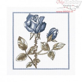 RTO Roses of the snow queen - Counted Cross Stitch Kit, Art: M458