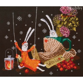 RTO Ordinary miracle - Counted Cross Stitch Kit, Art: M646