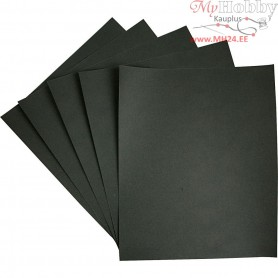 Wet and Dry Sandpaper, sheet 23x28 cm, P240 Grit, 5sheets