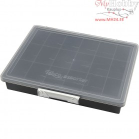 Storage Box, size 24x19.5x4.3 cm, 1pc