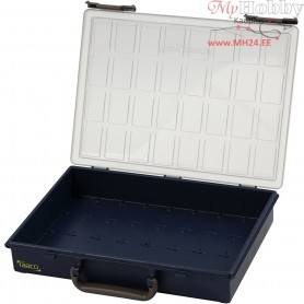 Storage Box, size 33.8x26.1 cm, H: 8 cm, without Removable Insert Boxes, 1pc