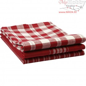 Kitchen Towels, size 55x80 cm, 3pcs