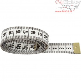 Tape Measure, L: 150 cm, 6pcs