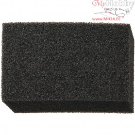 Needle Felting Foam Pad, A4 21x30 cm, thickness 28 mm, 1pc