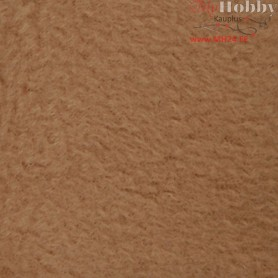 Fleece, L: 125 cm, W: 150 cm, beige, 1pc, 200 g/m2