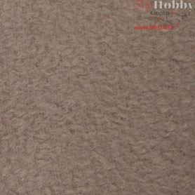 Fleece, L: 125 cm, W: 150 cm, grey, 1pc, 200 g/m2