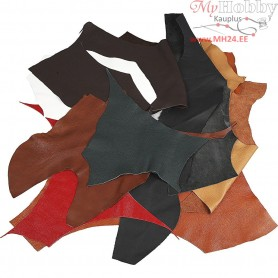 Real Leather, asstd colours, 2kg