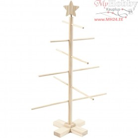 Christmas Tree, H: 60 cm, W: 40,5 cm, pine, 1pc