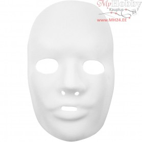 Full Face Mask, H: 24 cm, W: 15,5 cm, 1pc