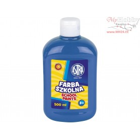 School paint ASTRA 500 ml - blue