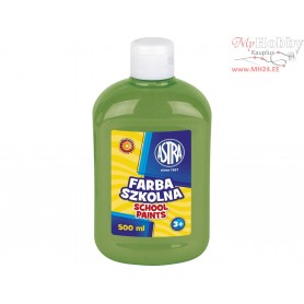 School paint ASTRA 500 ml - light green