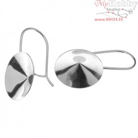 Sterling Silver Earring Findings 925