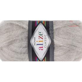 Yarn Alize Mohair Classic 100gr. - color # 614