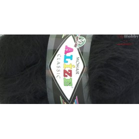 Yarn Alize Mohair Classic 100gr. - color # 60