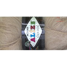 Yarn Alize Mohair Classic 100gr. - color # 5