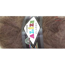 Yarn Alize Mohair Classic 100gr. - color # 410