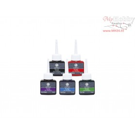 Ink for stamps ASTRA 35 ml red