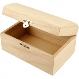 "Treasure Chest ""MyHobby-3"" (16.5 x 11 х 8.5 cm)"