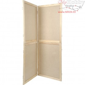 Display Wall, H: 192 cm, inner size 62x86 cm, 1set