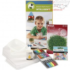 Creative Learning Kit, 6 persons, 1set