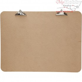 XL Clipboard, size 75x100 cm, thickness 5 mm, MDF, 1pc