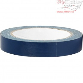 Duct Tape, W: 19 mm, blue, 25m