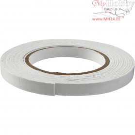 3D Tape, W: 12 mm, thickness 2 mm, 5m