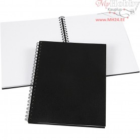 Notebook, size 23x30,5 cm,  120 g, 1pc
