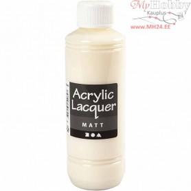 Acrylic Varnish, Matt, 250ml