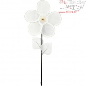 Flower Windmill, D: 20 cm, 1pc