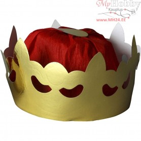 King's Crown, H: 11 cm, D: 19 cm, 1pc
