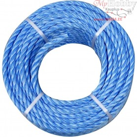 Polypropylene Rope, thickness 6 mm, 20m