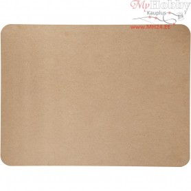 Plate, size 75x100 cm, thickness 5 mm, MDF, 1pc