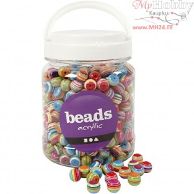 Multi Mix, D: 12 mm, hole size 1,5 mm, 500 g, 700ml, approx. 530 pc