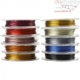 Beading Wire, thickness 0,38 mm, 10x10m