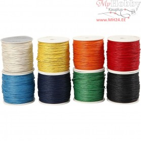 Cotton Cord,  1 mm, 8x40m