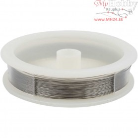 Deluxe Beading Wire, thickness 0,3 mm, 19 strands, 9m