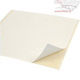 PhotoPearls Adhesive sheet, size 15x15 cm, , 8sheets