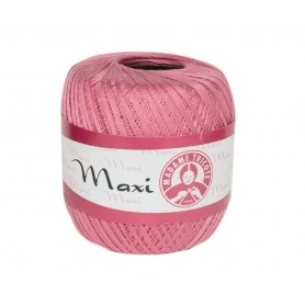 Cotton Yarn Madame Tricote / Maxi 100 - Colour 4914 (Pink)