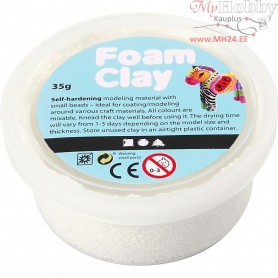 Foam Clay®, white, 35g