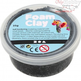 Foam Clay®, black, 35g